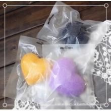 Eco-Friendly Material Konjac Facial Cleaning Sponge