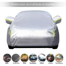 Waterproof Sun Protection Auti-UV Rain Snow 190t Polyester Car Body Cover