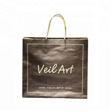 Modern Design Original Printed Kraft Paper Shopping Bag With Cheap Price