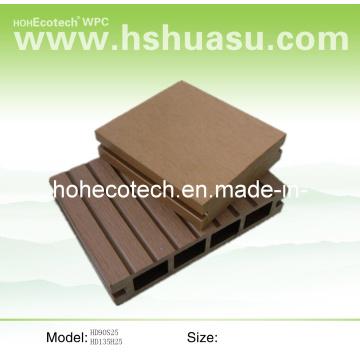 Деревянный пол HDPE