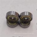 Aço inoxidável ABCE-5 miniatura perfurado rolamento de esferas 626 ZZ
