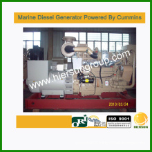 Powered by Cummins Marine diesel generators 500kw/625kva