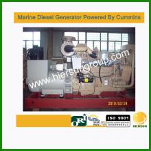 Powered by Cummins Marine diesel generators 500kw/625kva