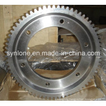 Gear Housing and Worm Wheel with Different Sizes in China