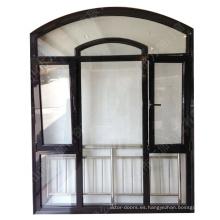 Baratos aislados de aluminio de tormenta a prueba de extrusiones de ventana para la venta