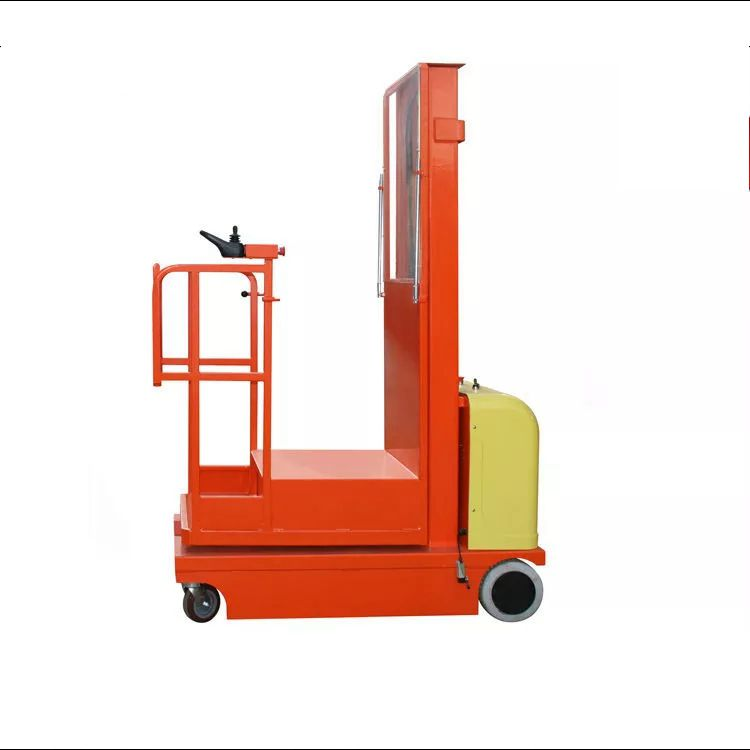 Order Picker Red