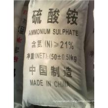 Ammonium Sulphate (Nitrogen Fertilizer) CAS: 7783-20-2