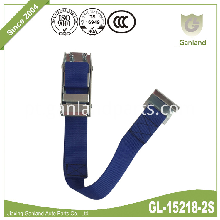 Buckle Positive Lock GL-15218-2S