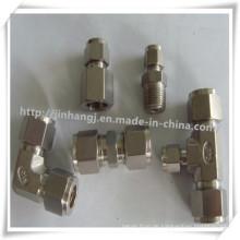 Double Ferrule / Bite Type Rohrverschraubungen, Kompressionsrohrverschraubungen