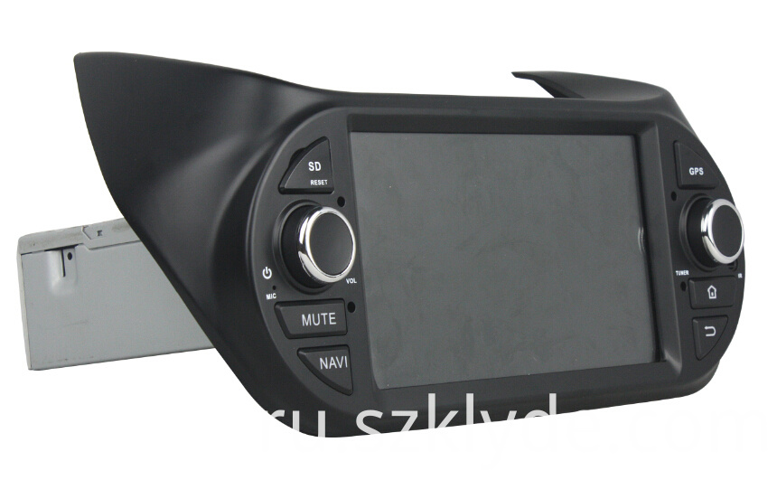 Fiat Fiorino Car Multimedia Player