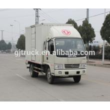 Camioneta 4X2 Dongfeng van camión de transporte para transporte de mercancías pesadas de 5-20 metros cúbicos