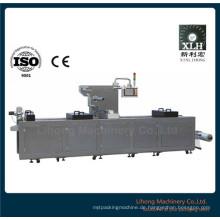Form Fill Seal Automatische kontinuierliche Stretch Thermoforming Lebensmittel Vakuum Verpackung Maschine