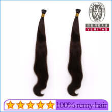 1b# Color 18inch Body Wave Style 100% Brazilian Human Virgin Hair I Tip Hair Extension Remy Hair