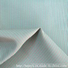 Utilisation en tissu teintée de fil pour la doublure en vêtement
