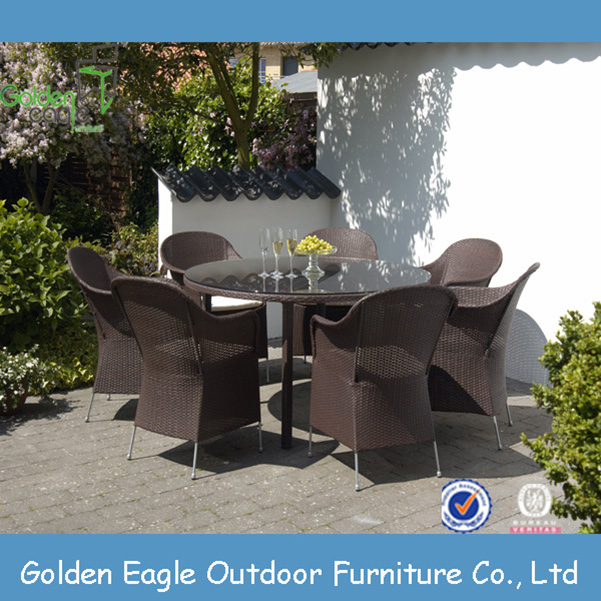 wicker outdoor furniture aluminum