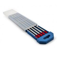 Barre d'électrode de soudure de tungstène