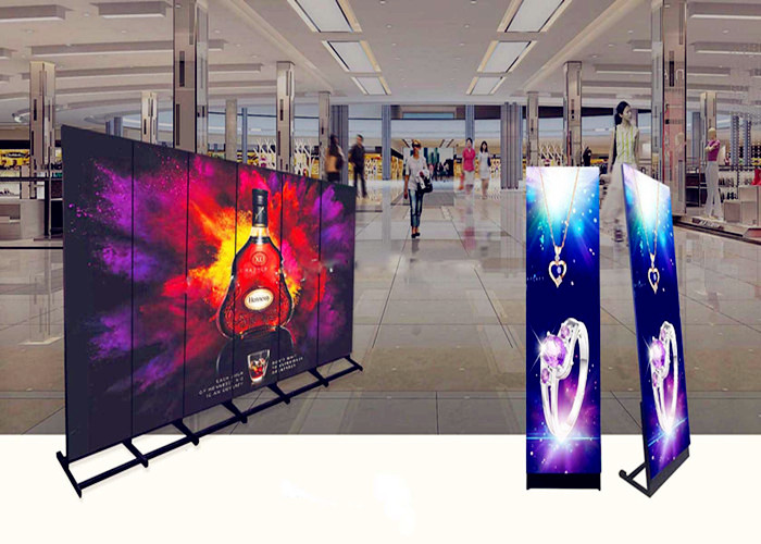 Indoor Mirror LED Display