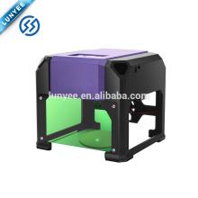 1000 mW 1500 mW cnc router cortador láser DIY Print máquina de grabado láser Mini máquina de letras 80 * 80 mm área de trabajo
