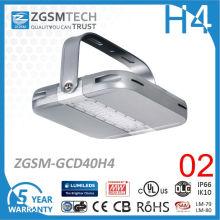 Lumière élevée de baie de 40W LED bon marché avec le capteur de mouvement IP66