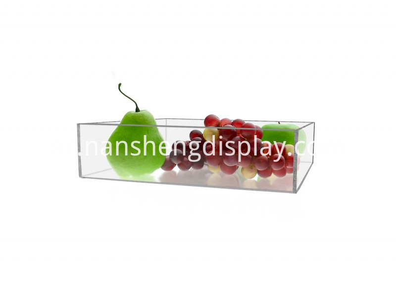 Acrylic Fruit Tray
