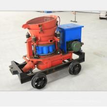 Pulvérisateur de mortier de ciment de type sec Pulvérisation de machine de béton projeté