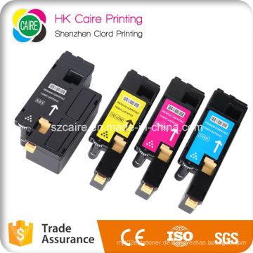 Heißer Verkauf Cp105 Cp205 Cm205 Kompatible Tonerkartusche CT201591 CT201592 CT201593 CT201594
