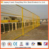 Hot Sale Powder Coating Safety Temporary Fencing