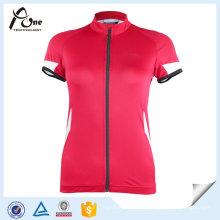 Equipe feita sob encomenda da PRO da roupa da bicicleta das camisas da bicicleta do jérsei do ciclismo