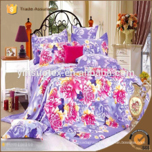 rose pattern bedding set