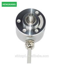 Encodeur rotatif incrémental utilisé dans l'encodeur optique des capteurs