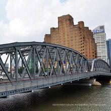 Wz-B016 High Quality Steel Structure Bridge