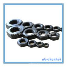 Hex Thin Nut Black 45 #