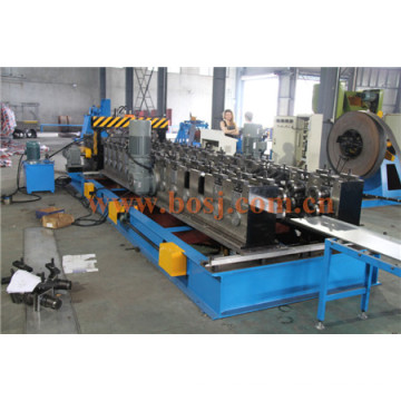 Hot Dipped Galvanzied Perforated Cable Tray with Ce UL TUV Roll Forming Making Machine Thailand