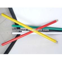 Colorido jumbo pvc aislamiento eléctrico cinta