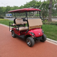 Good Quality for 2+2 Seaters Gas Golf Carts latest yamaha golf car for golfers with yamaha type supply to Jamaica Manufacturers