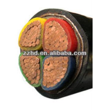 Câble 0,6 / 1kV N2XH Câbles d'alimentation sans halogène