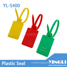 Adjustable Plastic Seal for Container and Trucks