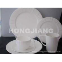 Ensemble de dîner en ossature en Chine (HJ068006)