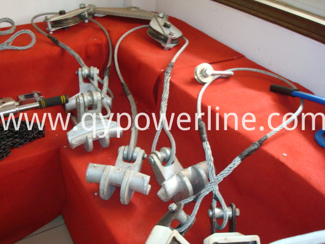2 or 4 bnds conductor Lifting Hook