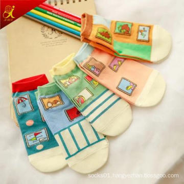 Cartoon Pattern Tube Sock Children Socks Wholesale