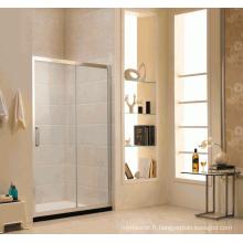 AS / NZS2208 Astralian Standard Porte coulissante sur mesure Porte de douche de salle de bain (C13)
