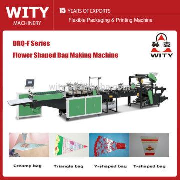 DRQ-F special shaped bag making machine