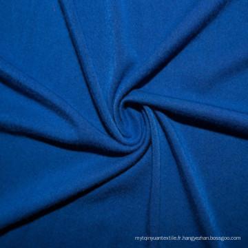 Tissu élastique à spandex à rayonne lyre tissé doux