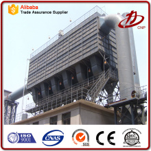 Dust cleaning equipment PLC control dust collector for boiler