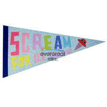 Scream for ice cream Felt bunting