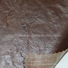 Wearing Resistant Furniture PVC Leather (QDL-FV013)