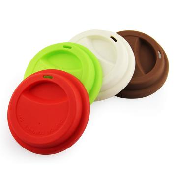 Couvercles de tasse en silicone Couvercles de tasse de tasse de café