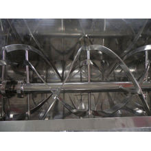 Mezclador horizontal 2017 de la cinta de la serie de WLDH, agitador del tambor de 55 galones del SS, mejor mezclador horizontal para hacer smoothies