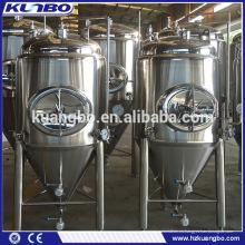 Depósito de fermentación cónico para fermentación de cerveza