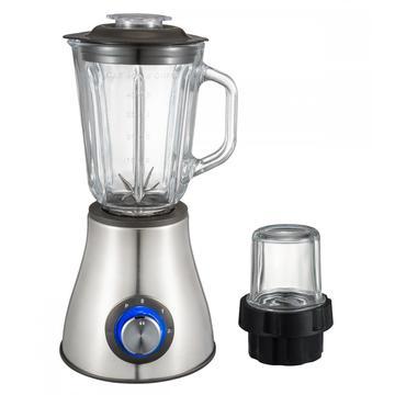 Mélangeur de nourriture électrique de pot de verre de l'appareil électrique 1.5L